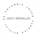 dijes y medallas Decolombiajoyas